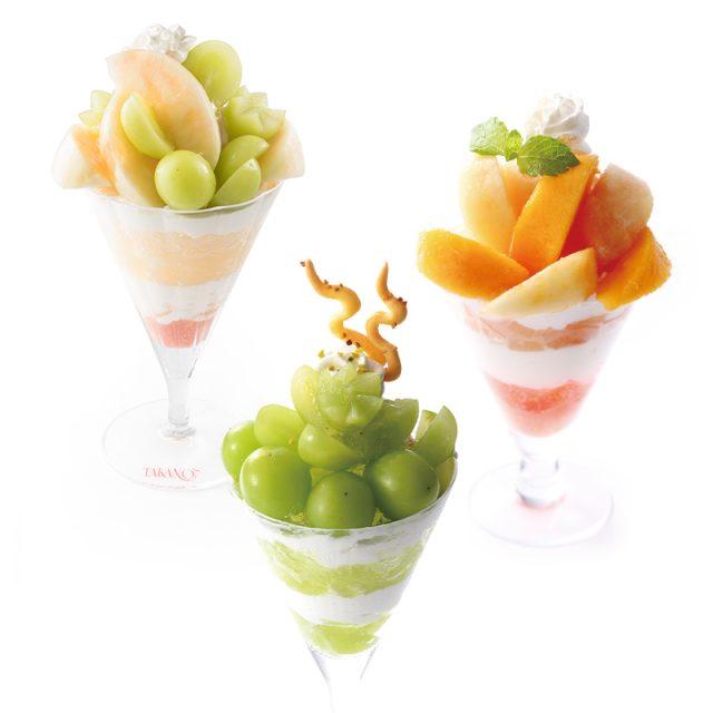 フルーツ王国岡山県の恵みをパフェに<br>岡山県産パフェ3種をお見逃しなく!
